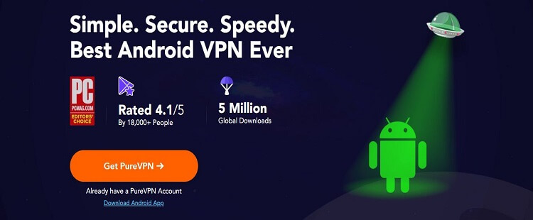 香港VPN服务商PureVPN测评2019