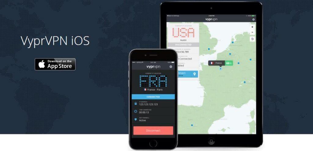 2018年最适合iPhone的5个国外VPN